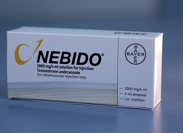 Nebido Dr olivier